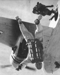 December 1965 Holiday Skydiving Promotion Ends In Tragedy