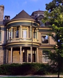 The tragic history of Barnes Mansion